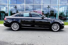 audi 2015 a4 used 2015 audi a4 for sale raleigh nc cary a3587a
