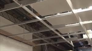 tips for installing usg ceiling cloud suspension brace youtube