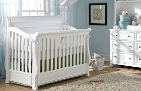 Baby Cribs White Convertible White Baby Crib And Baby Furniture Baby Nursery Furniture