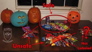 unsafe halloween candy u2013 make a plan u2013 allergy superheroes blog
