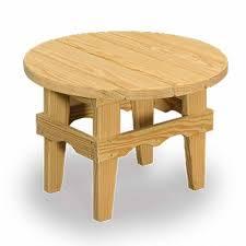 amish outdoor coffee u0026 conversation tables pinecraft com