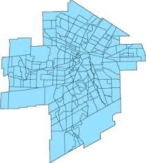 winnipeg map home our neighbourhoods