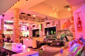 corvettes diner inside the corvette diner in point loma yelp