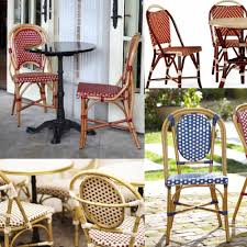 Patio Bistro Chairs French Bistro Outdoor Furniture Simplylushliving