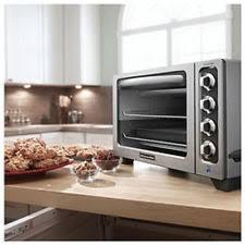 kitchenaid toaster oven kitchenaid kco223cu 1440 watts toaster oven ebay
