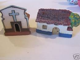 ceramic houses collection on ebay