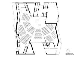 gallery of double church for two faiths kister scheithauer gross double church for two faiths plan