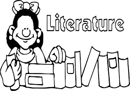 literature coloring page wecoloringpage