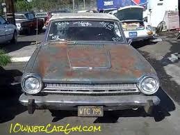 1964 dodge dart gt parts 1964 dodge dart gt convertible barn find project car lost