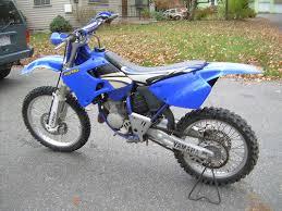 1998 yamaha yz125 evan fell motorcycle worksevan fell motorcycle