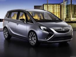 bmw minivan concept vauxhall zafira tourer concept 2011 pictures information u0026 specs