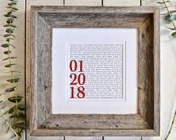 paper anniversary gift ideas paper anniversary gift for him etsy