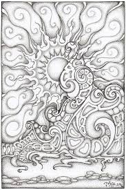 347 best coloriage anti stress images on pinterest drawings