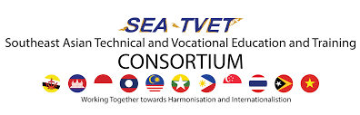 Southeast Asia Flags Sea Tvet Southeast Asia Technical And Vocational Education