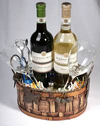 wine basket ideas five handmade gifts for fundraisers basket ideas cork and wine