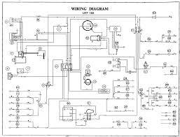alternator conversion for the mga in mga wiring diagram gooddy org
