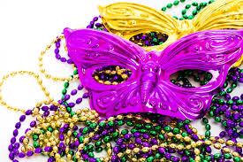 mardi gras items local krewe of centaur member sending mardi gras items to troops