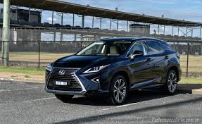 lexus suv blue 2016 lexus rx 200t review video performancedrive