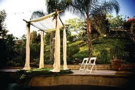 chuppah dimensions simple style flowers from the ground up o from the corners or as