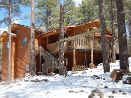 luxury secluded 3br cabin in pines on homeaway parks