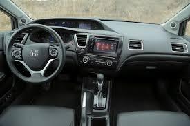 2012 Kia Forte Interior 2015 Honda Civic Vs Kia Forte 5 Autoguide Com News