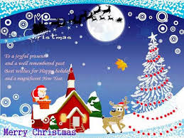 children s greeting card messages merry