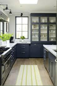 Kitchen Cabinet Painting Color Ideas Blue Kitchen Cabinet U2013 Sequimsewingcenter Com