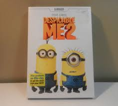 despicable me 2 dvd movie gru and minions w bonus features new in