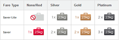 virgin baggage fee virgin australia free checked baggage for all domestic travellers