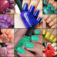 most popular nail polish color trends 2017 for spring summer