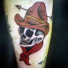 90 cowboy tattoos for designs