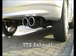 toyota corolla tte tte exhaust on a toyota corolla e12