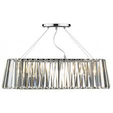 linear pendant lighting crystal pendant lighting lowes in pristine chrome in crystal large