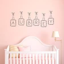 Name On Bedroom Wall Compare Prices On Custom Wall Letters For Nursery Online Shopping