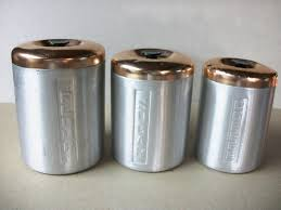 metal kitchen canisters metal canisters kitchen image of simple vintage kitchen