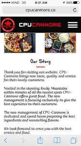 exemple am agement cuisine canadian pizza unlimited canmore 702 bow valley trl restaurant
