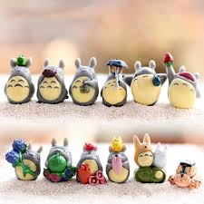 Totoro Home Decor by Online Get Cheap Totoro Plastic Aliexpress Com Alibaba Group