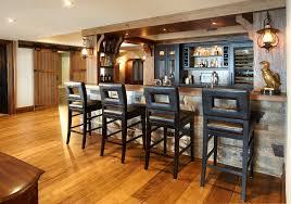 Rustic Bar Cabinet Rustic Bar Stools Home Bar Rustic With Rustic Basement Bar