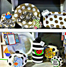 happy everything cookie jar home decor show me decorating