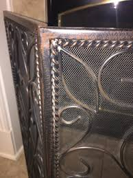 southern living at home wellesley fireplace screen for sale in