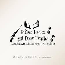 rifles racks u0026 deer tracks that u0027s what little boys are