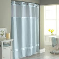 shower curtain rod wrap around round designs