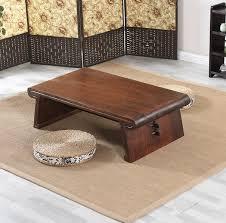 desain meja lesehan contoh desain model meja makan teranyar ala jepang 2018 rumah
