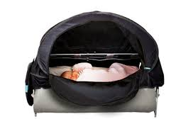 how to get your baby to sleep on a plane invents device to