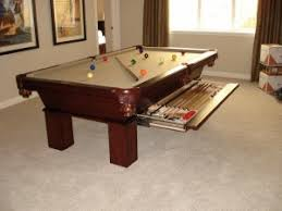 Pool Table Olhausen by The Olhausen Pool Table Professional Billiards Movers Inland