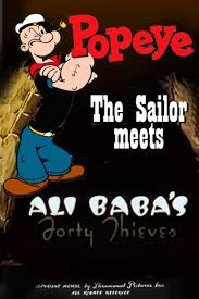 popeye the sailor popeye the sailor meets ali babas forty thieves alchetron the