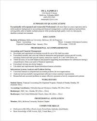 Bookkeeper Sample Resume by Sample Resume Programmer Gallery Creawizard Com