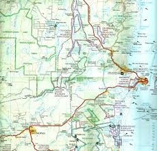 Watercolor Florida Map by Purchase Detailed Road Map Of Belize