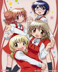 anime review hidamari sketch yurireviews and more
