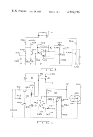 patent us4209736 condition responsive battery charging circuit